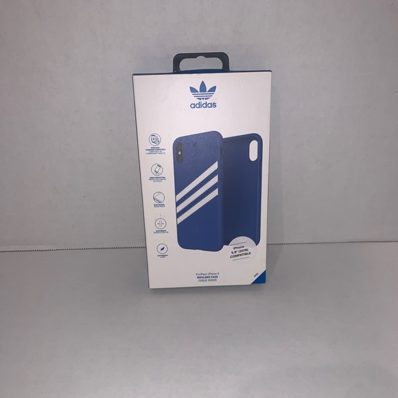 adidas Accessories - Adidas IPhone X Phone Case
